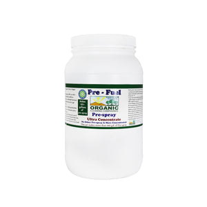 Fox Pre-Fuel Powdered Pre-Spray Concentrate