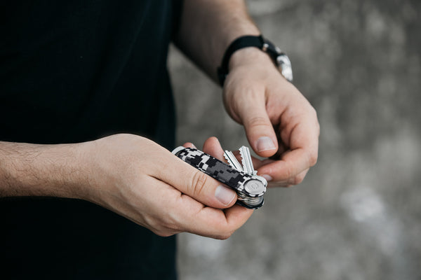 Introducing the Orbitkey x EverydayCarry.com Collaboration