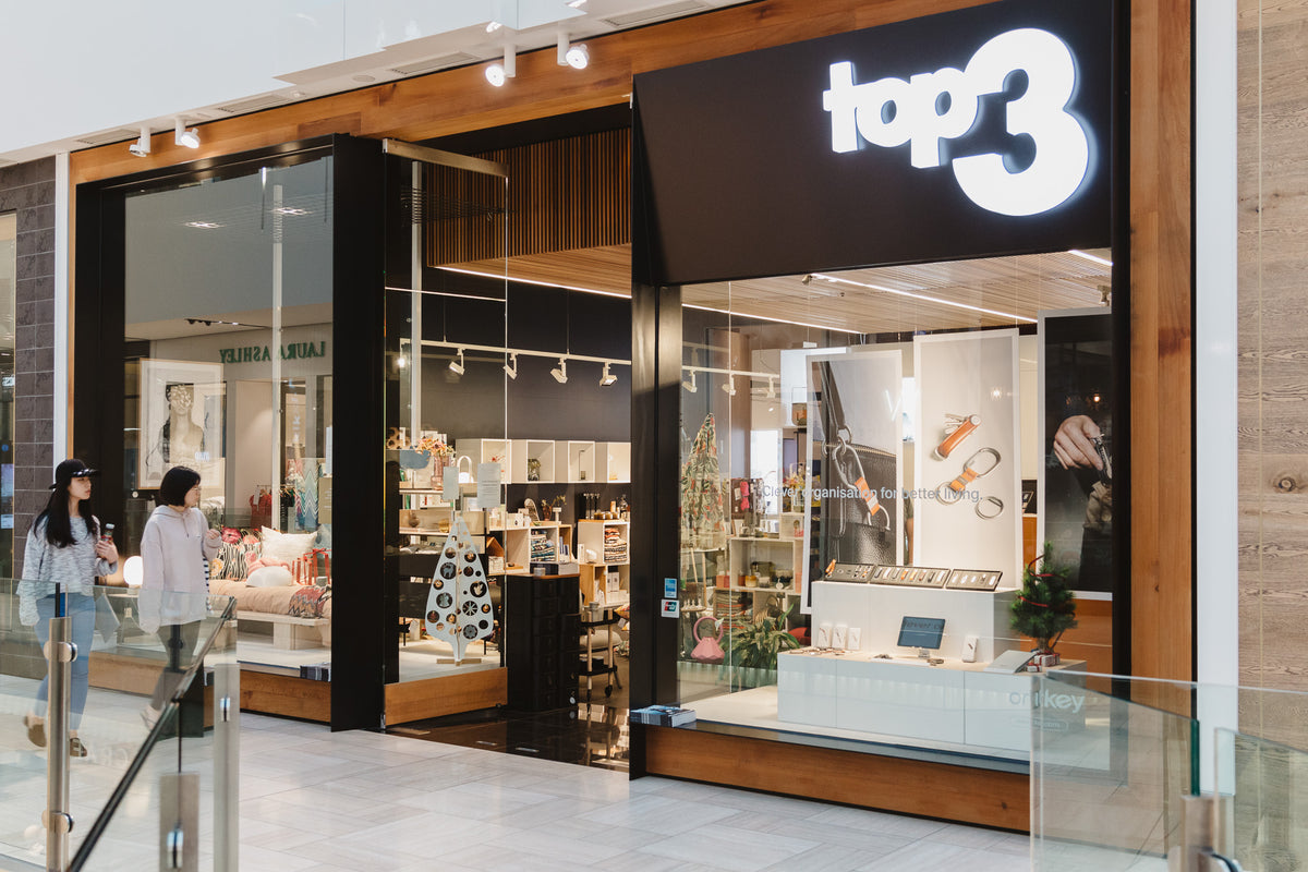 Stockist Highlight: Top3 by Design.