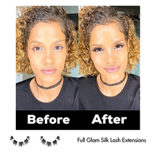 Load image into Gallery viewer, At-Home Lash Extension Kit ( 30-45 day of supply)