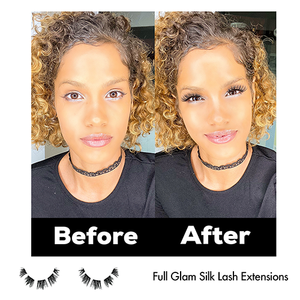 At-Home Lash Extension Kit ( 30-45 day of supply)