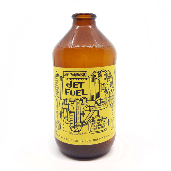 Beer Bottle - Jet Fuel
