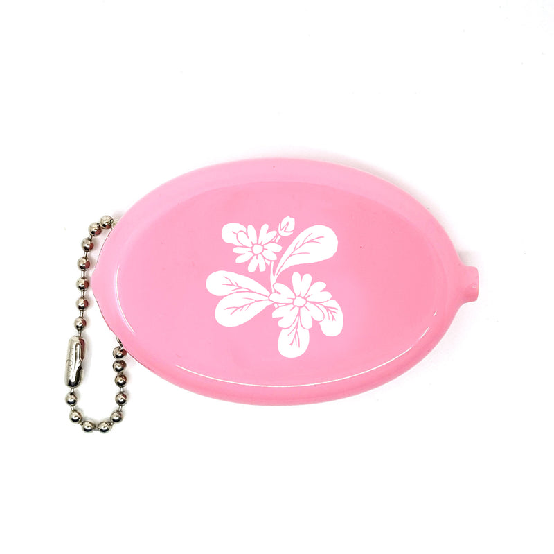 Coin Pouch - Flower