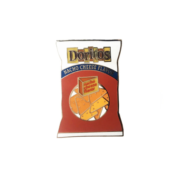 Enamel Pin - Doritos
