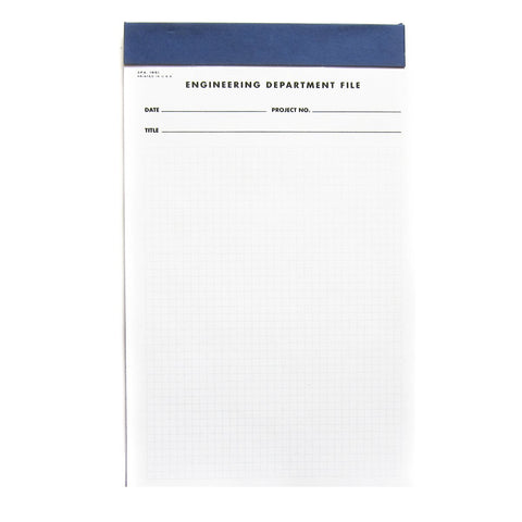 NOTEPAD - ENGINEERING 3-Pack