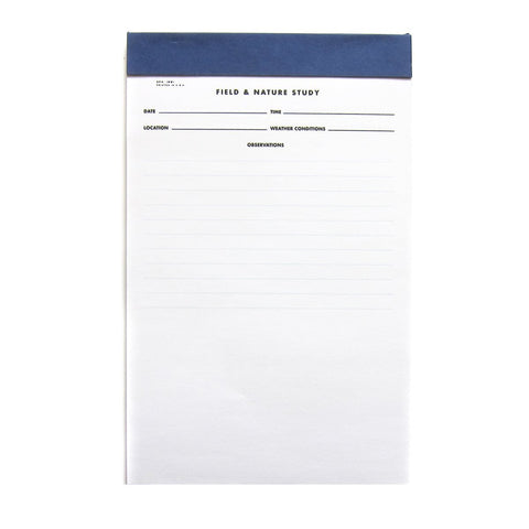 NOTEPAD - FIELD & NATURE 3-Pack