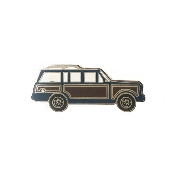 Enamel Pin - Grand Wagoneer