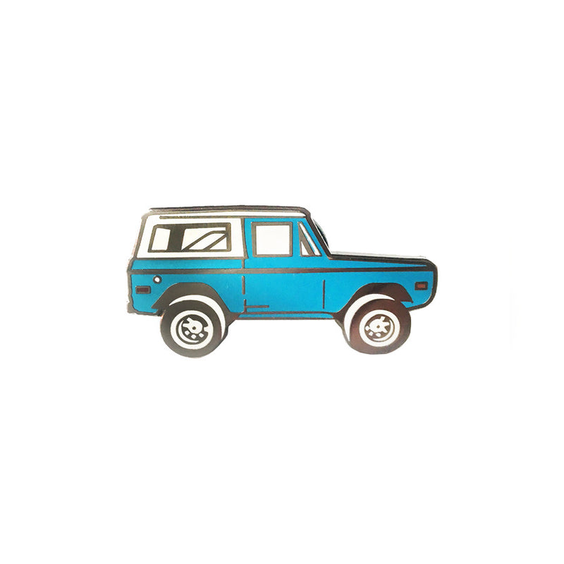 Enamel Pin - Bronco