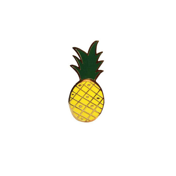 Enamel Pin - Pineapple