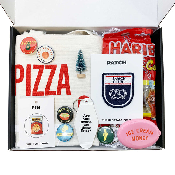 """This Is For You"" Gift Box - Snack Time"