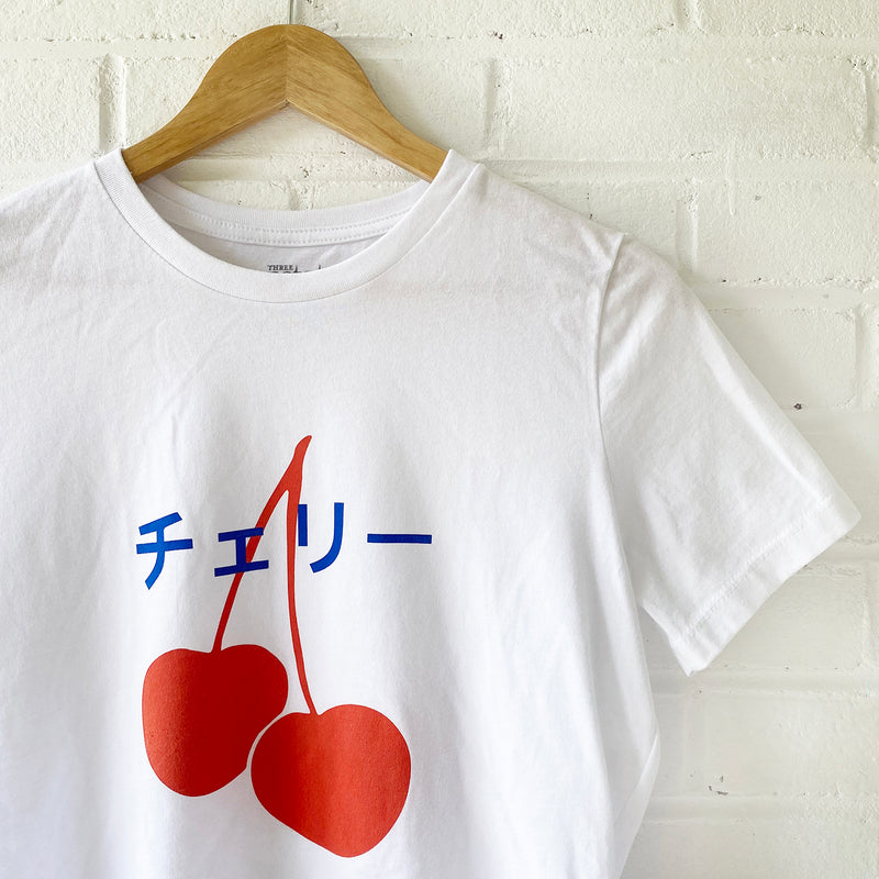 Women's Tee - Cherries