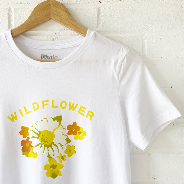 Women's Tee - Wildflower