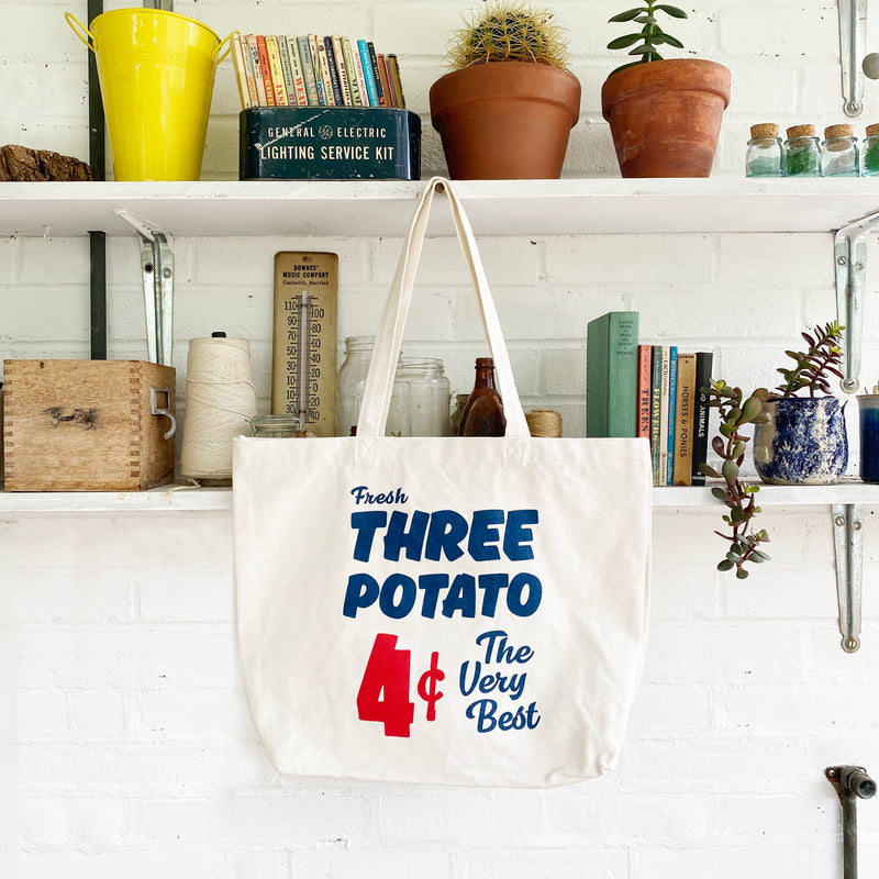 3P4 Sign Painter Tote (Supports BLMPhilly)