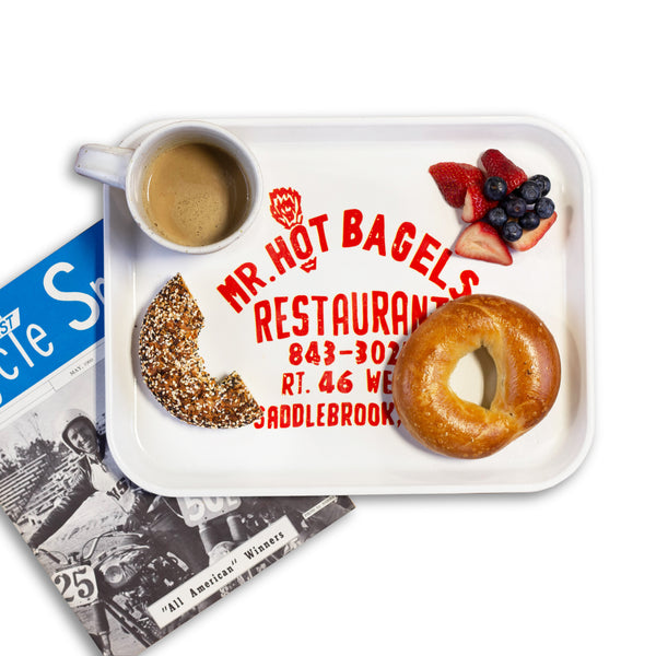 Mr. Hot Bagels - Large Tray