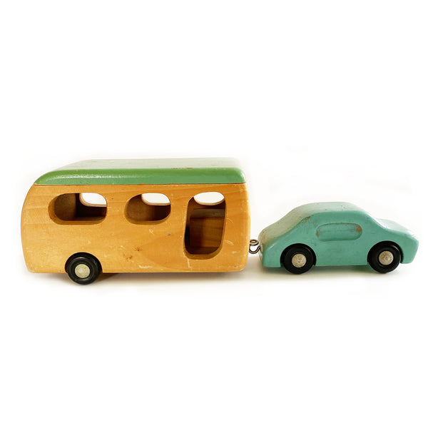 Vintage Playforms Camper by Antonio Vitali