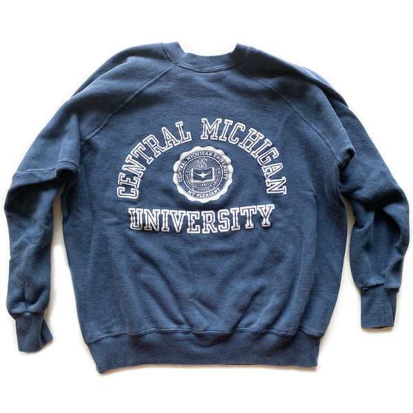 Vintage Central Michigan University Champion Crewneck Sweatshirt