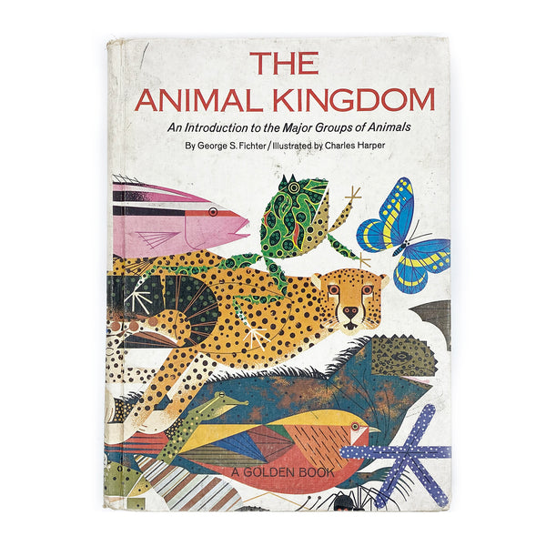 "Vintage ""The Animal Kingdom"" by Charley Harper"
