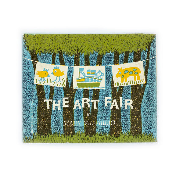 Vintage The Art Fair Book