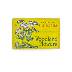 Vintage Woodland Flowers Book