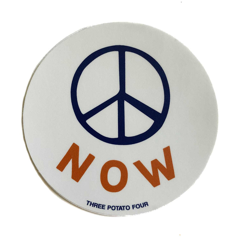 Sticker - Peace Now