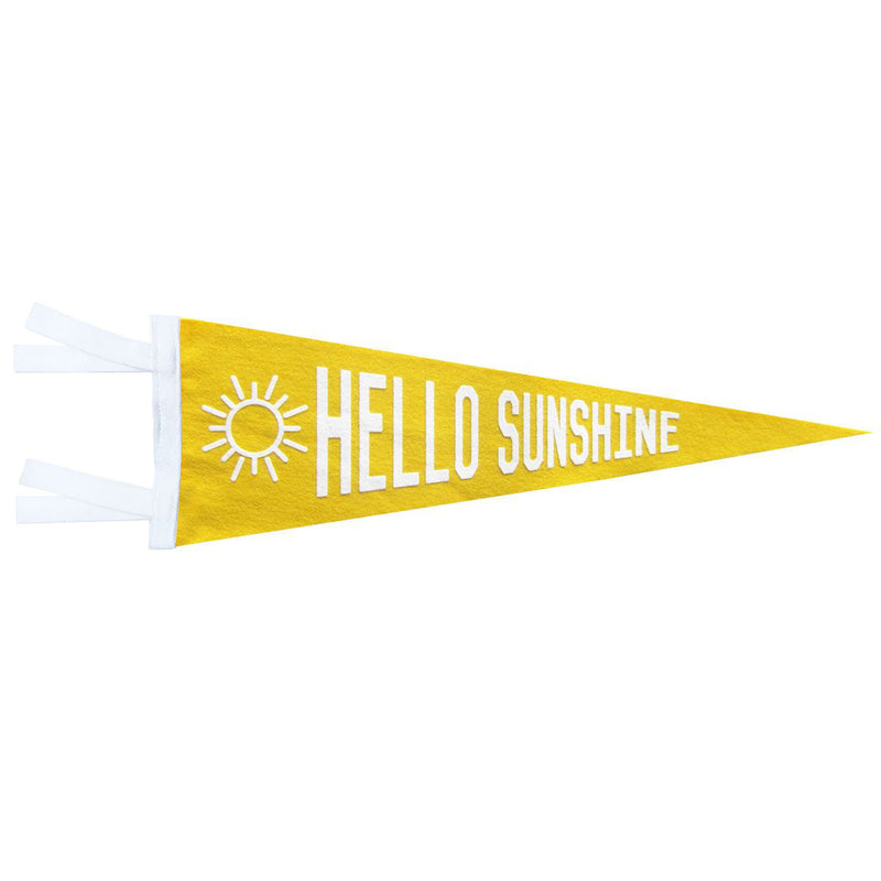 HELLO SUNSHINE PENNANT