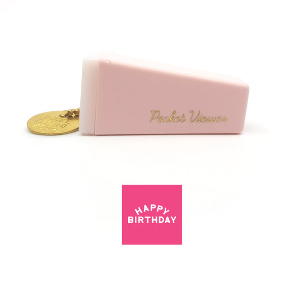 Pocket Viewer™ - No. 89 Happy Birthday