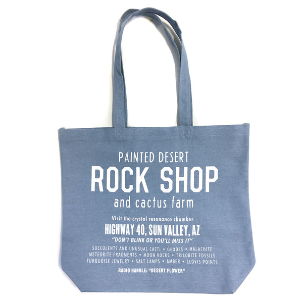 Tote Bag - Rock Shop (Limited Edition Pre-Order)