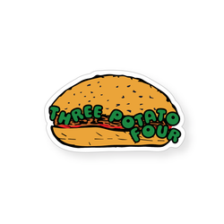 Sticker - Burger