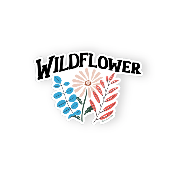 Sticker - Wildflower