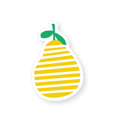 Sticker - Pear