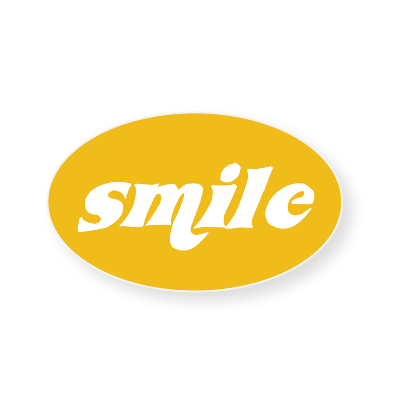 Sticker - Smile