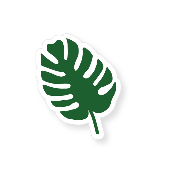 Sticker - Leaf