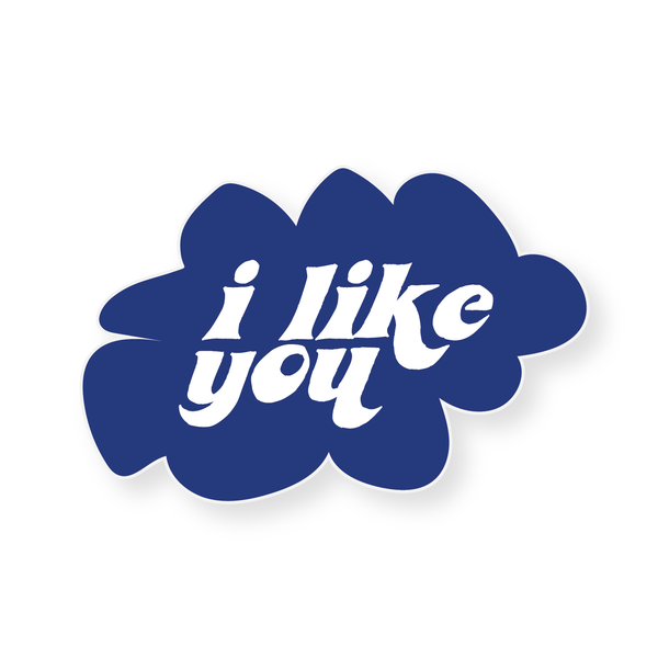 Sticker - I Like You