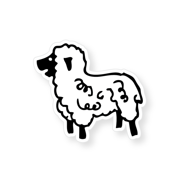 Sticker - Lamb