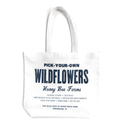 Tote Bag - Wildflowers