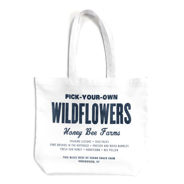 Tote Bag - Wildflowers (Limited Edition Pre-Order)