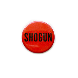 Vintage Button - Shogun