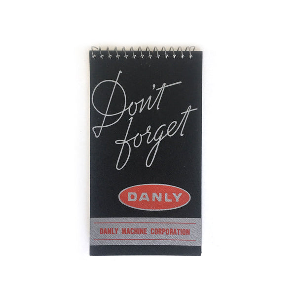 """Don't Forget"" Mini Notepad"