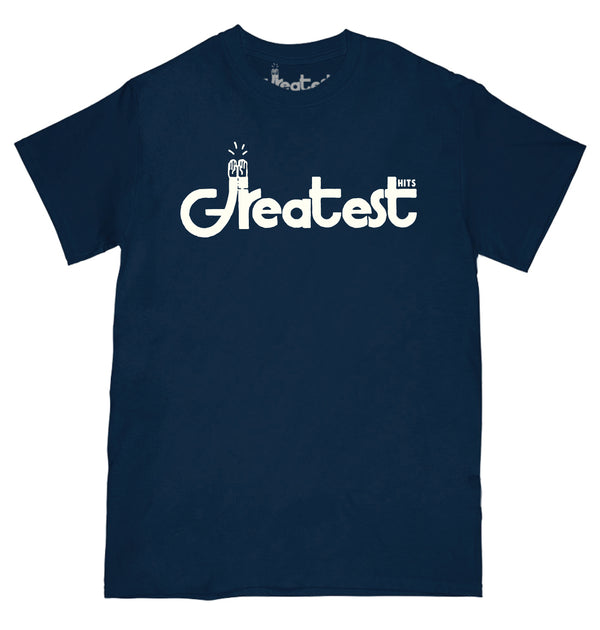 High Five Tee - Navy