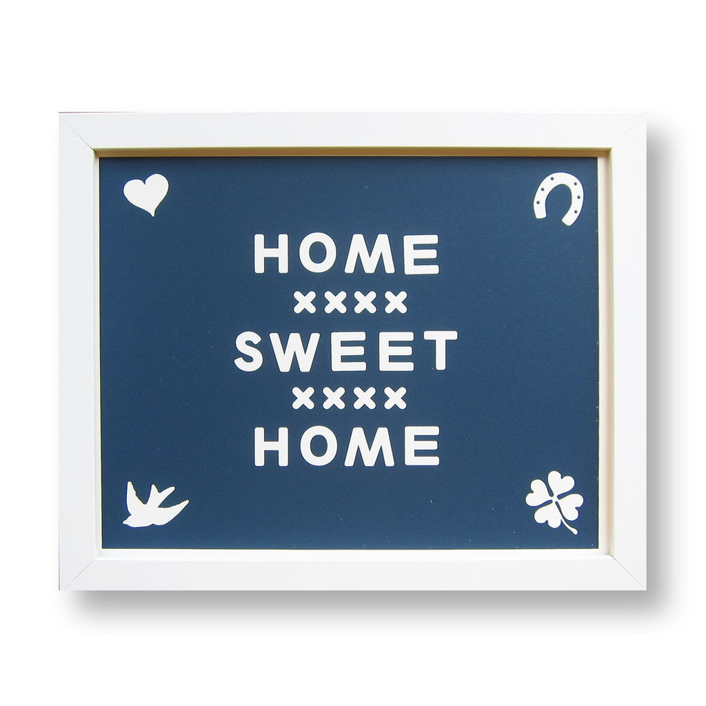 HOME FOLK ICONS - Silkscreen Print