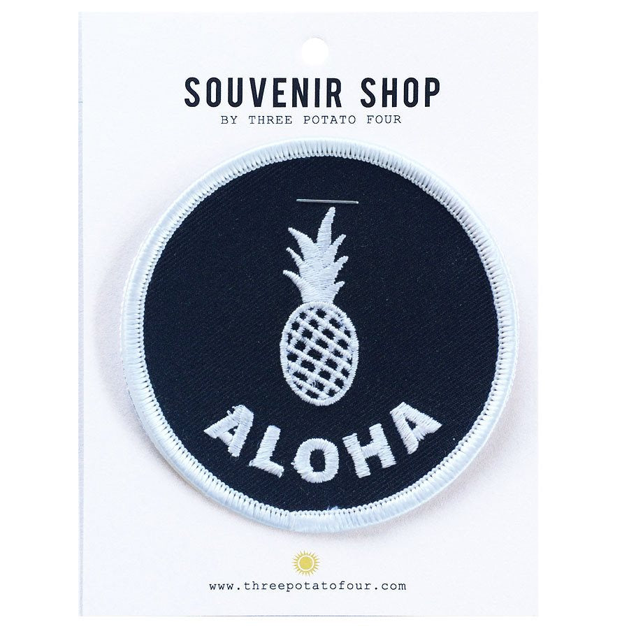 ALOHA - ALOHA PINEAPPLE PATCH