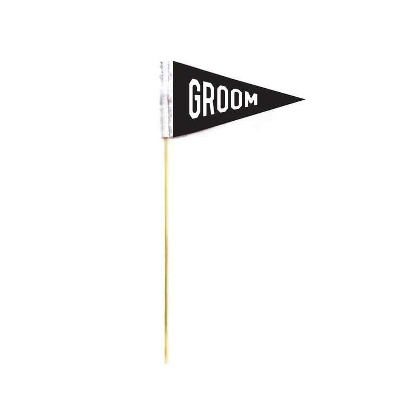 GROOM MICRO MINI PENNANT