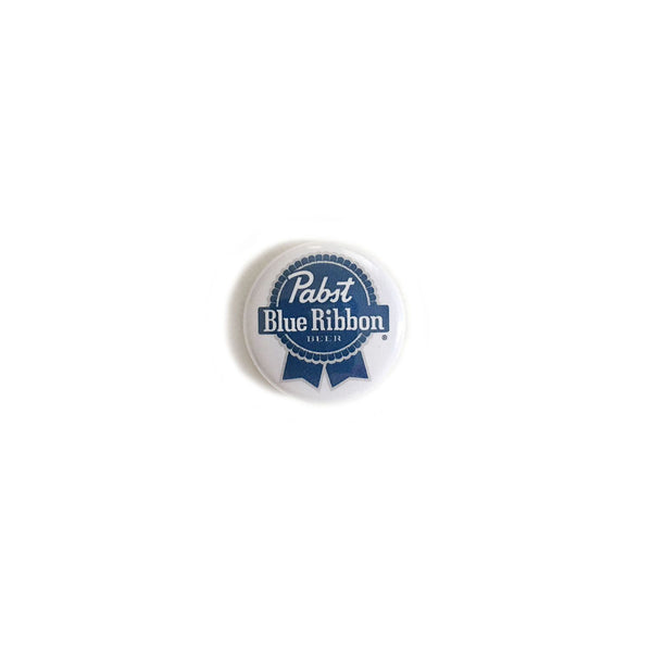 """Pabst Blue Ribbon"" Button"