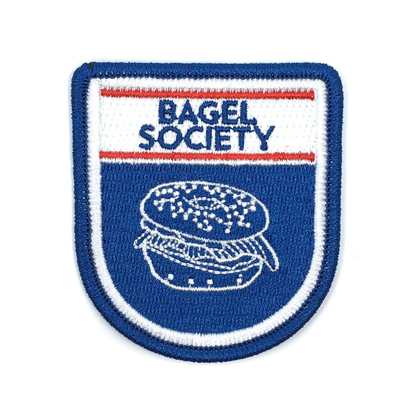 Secret Club Patch - Bagel Society