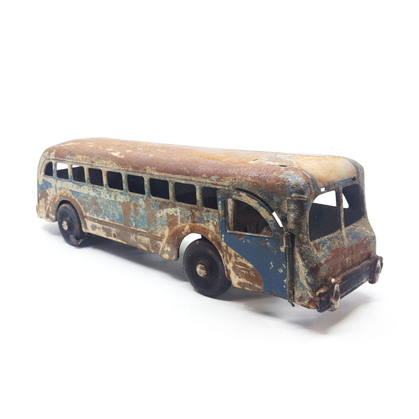 Tin Toy Bus