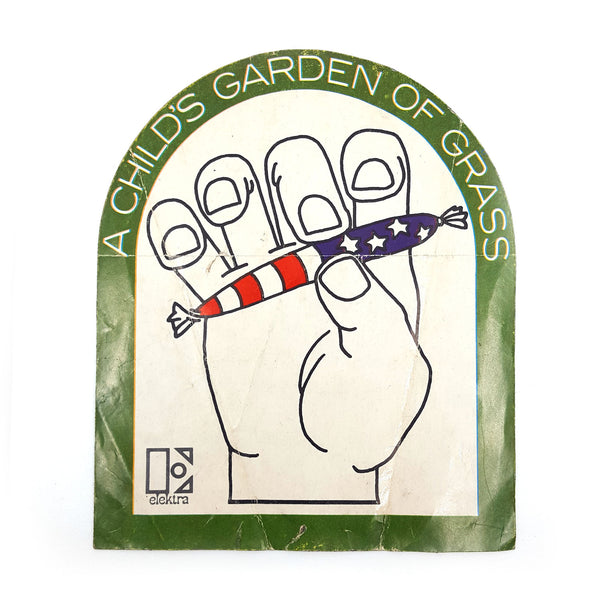 """A Child's Garden of Grass"" Sticker"