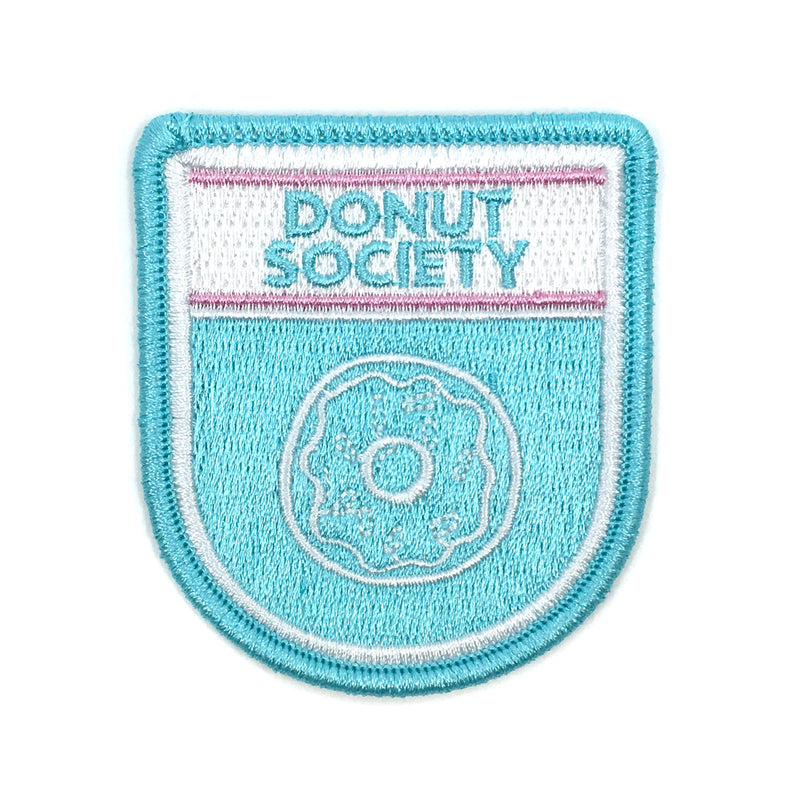 Secret Club Patch - Donut Society