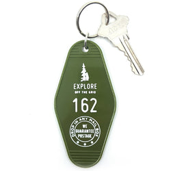 EXPLORE KEY TAG