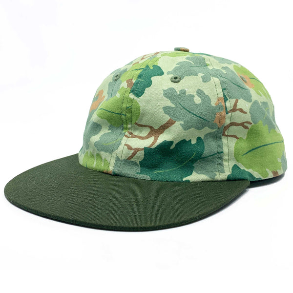 Cotton Duck Mitchell Camo Hat