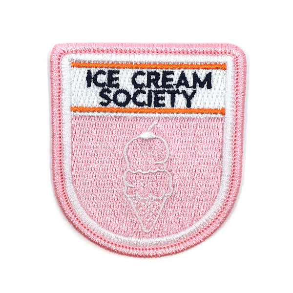 Secret Club Patch - Ice Cream Society